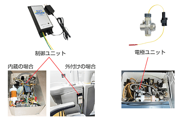 バイオプロテクター設置例