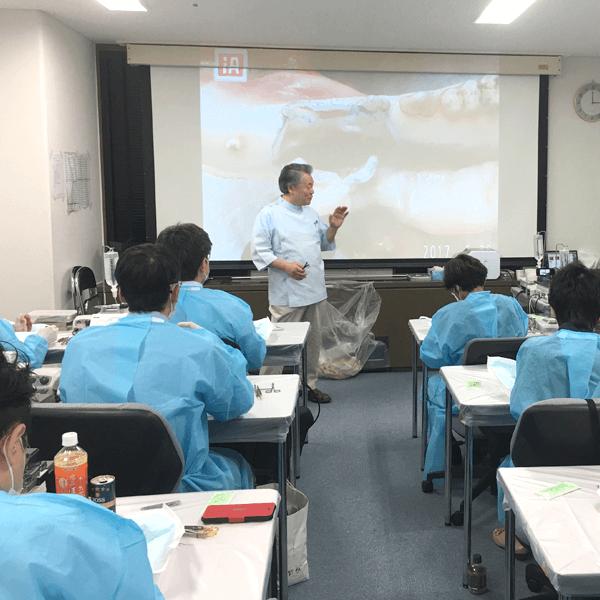 船越歯周病学研修会